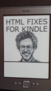 Cover HTML Fixes for Kindle