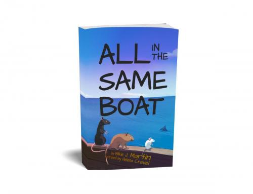 All in the Same Boat by WIlkie J. Martin (Special Edition)