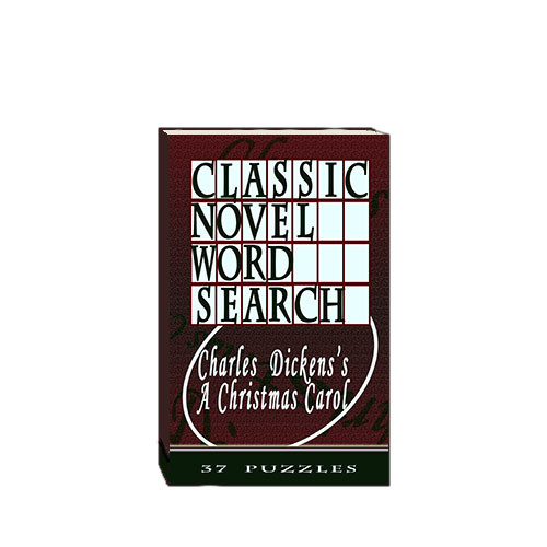 Buy Classic Novel Word Search - Charles Dickens's A Christmas Carol