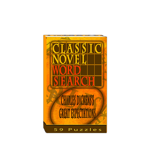 Buy Classic Novel Word Search - Charles DIckesn's Great Expectations