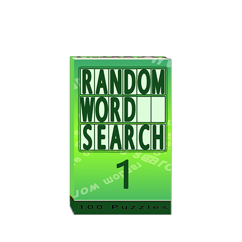 Buy Random Word Search 1
