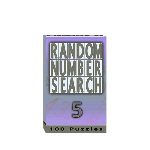 Buy Random Number Search 5