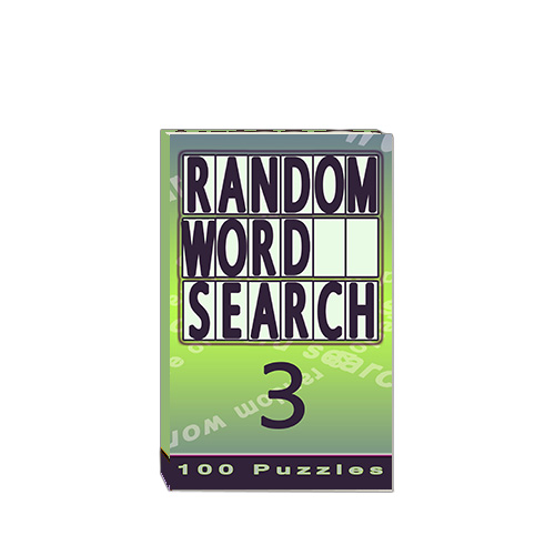 Buy Random Word Search 3