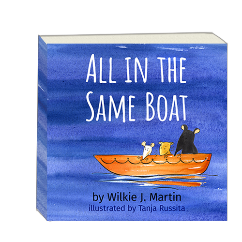 All in the Same Boat by WIlkie J. Martin